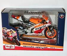 Maisto - HONDA RC213V Repsol Team 2014 #93 Marc Marquez Moto GP Model Scale 1:10