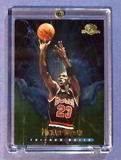 1995-96 Skybox Premium Meltdown Michael Jordan # M1 - Chicago Bulls