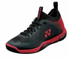 New JP Yonex Power Cushion Eclipsion Z Men's Badminton Shoes Black Red SHBELSZ2M