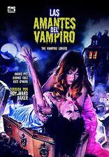 LAS AMANTES DEL VAMPIRO - THE WAMPIRE LOVERS