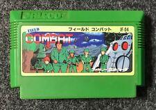 Field Combat - Nintendo Famicom NES FC - Japan Import