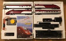 MEHANO train line Thalys Eisenbahn Komplettset Top Erhaltung / Spur H0 / in OVP
