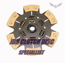 JDK 2000-2004 FORD FOCUS ZX3 ZX5 ZTW ZTS 2.0 STAGE3 *MIBA* CLUTCH DISC 23SP DOHC