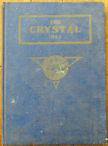 Port Jefferson, Long Island, NY 1942 High School Yearbook: The Crystal, New York