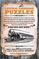 Lateral Thinking Puzzles (Science Puzzles) By Erwin Brecher