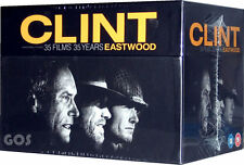 Clint Eastwood 35 Years Film Boxset Movie Collection Invictus Unforgiven DVD New