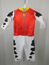 Paw Patrol Toddler Marshall Halloween Dress-Up Costume Jumpsuit Only #7510