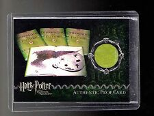 Harry Potter the Prisoner of Azkaban prop card