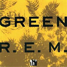 (CD) R.E.M. - Green - Get Up, Orange Crush, Pop Song 89, Stand, u.a.