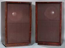 JBL Jim Lansing  C34 Vintage Speakers PAIR C-34 D130/075/175 Corner Horn Pair