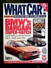 September What Car? Cars, 2000s Magazines