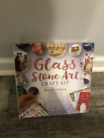 Glass Stone Art Craft Kit Toy Crafting Christmas Gift
