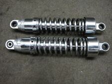 83 HONDA CB550 CB 550 SC CB550SC NIGHTHAWK SHOCKS, SHOCK SET #42