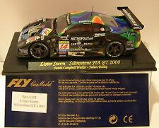 FLY A102 LISTER STORM  #14  SILVERSTONE FIA GT 2000   J.CAMPBELL-J.BAILEY  MB