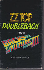 ZZ Top Doubleback / Planet Of Women USA Cassette Single