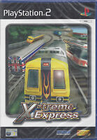 Ps2 PlayStation 2 **X-TREME EXPRESS: WORLD GRAND PRIX** nuovo ver import inglese
