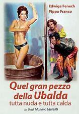 QUEL GRAN PEZZO DELL'UBALDA  DVD COMICO-COMMEDIA