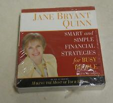 Smart And Simple Financial Strategies for Busy People by Jane Bryant Quinn (2006