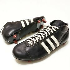 Adidas Pro Made In France Cleats Vintage 1960s 70s Leather Soccer Football Rugby
