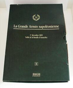 Coffret Figurine MHSP Atlas Veille Bataille Austerlitz Napoléon Empire COMPLET
