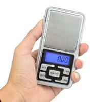 Portable 500g x 0.01g Mini Pocket   Jewelry Balance Weight Gram LCD