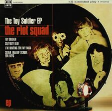 THE RIOT SQUAD Toy Soldier EP Vinyl Record Single 7 Inch 2013 Rock & David Bowie