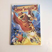 Open Season 3 (DVD, 2011) Very Good