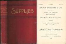 Brown Brothers & Co. (Providence, RI) Manufacturers of Shaw's U.S. Standard Ring