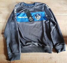 New Carbrini Oldham Athletic football ( AFC)  Jumper , size boys S, RRP £24.99
