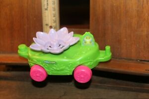 Disney Little People Parade Pals Float Princess Frog Lily Pad