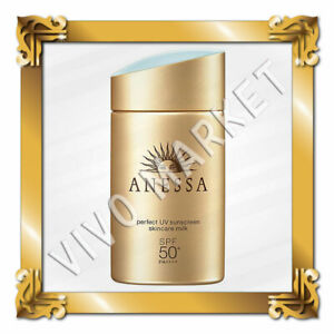 [Tracking]Shiseido Anessa Perfect UV Sunscreen skincare milk SPF50+/PA++++ 60mL