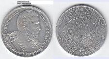 stampsdealer HEZINGER CRIMMITSCHAU Al-Rabattmarke Friedrich III. Preussen // ..