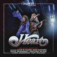 Heart - Live In Atlantic City (NEW CD BLURAY)