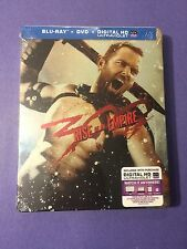 300 Rise of an Empire Blu-ray Combo  *Limited Steelbook Edition* NEW