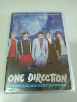 One Direction 1D All The Way to the Top - DVD Region 2 Nuevo