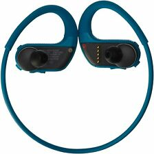 Sony NWWS413LM 4GB Sports Wearable MP3 Player (Blue)