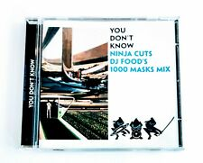 You Don't Know - Ninja Cuts (DJ Food's 1000 Masks Mix) CD (2008) by Various