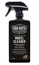 Premium Car Care - Safe For All Wheels Rims Tires - Acid Free - Non-Toxic