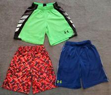 3 Under Armour Boys Shorts size XS