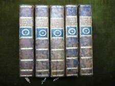 LE COMTE DE VALMONT ou LES EGAREMENTS DE LA RAISON 8e éd. 1787 5 vol.
