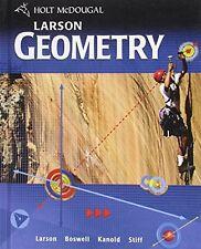 Larson Geometry by Holt Mcdougal