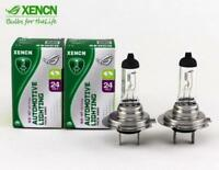 2x HALOGEN BULBS H7 XENCN 100W PX26d 24V LAMPS TRUCKS LORRIES CAMIONES