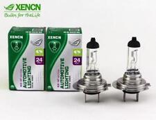 2x HALOGEN BULBS H7 XENCN 70W PX26d 24V LAMPS TRUCKS LORRIES CAMIONES