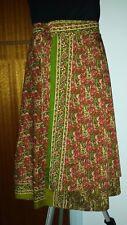 Ishka double layered wrap skirt