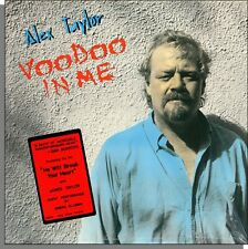 Alex Taylor -  Voodoo in M (1989) - New Blues, Rock LP Record! King Snake KS 015