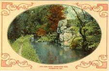 Wilmington, DE Dog Head Rock in Brandywine Park