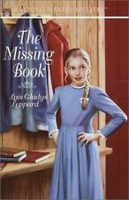 The Missing Book (Young Mandie Mystery Series #6)-ExLibrary