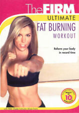The Firm: Ultimate Fat Burning Workout DVD Alison Davies