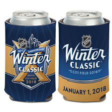 2018 Winter Classic Can Cooler 12 oz. NHL Koozie