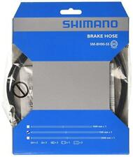 Shimano Hydraulic Disc Brake Hose SM-BH90-SS Black 1000mm Long Straight Connect